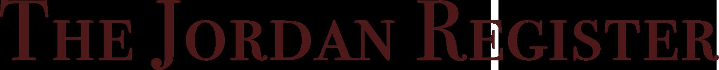 The Jordan Register